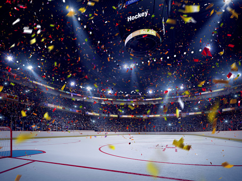 Sports Team「Hockey arena celebration opening」:スマホ壁紙(8)