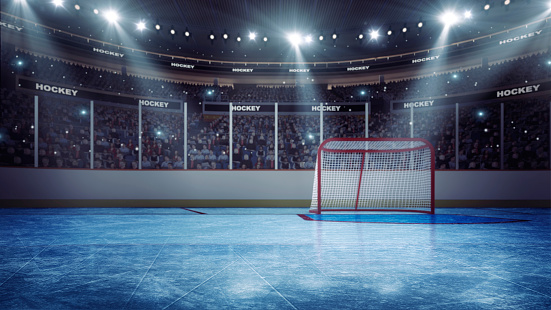 National Hockey League「Hockey  arena」:スマホ壁紙(2)