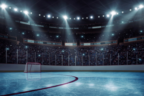 National Hockey League「Hockey arena」:スマホ壁紙(5)