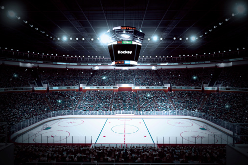 National Hockey League「Hockey arena」:スマホ壁紙(7)