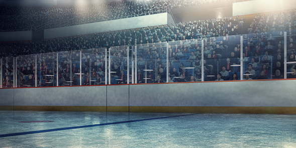 National Hockey League「Hockey arena」:スマホ壁紙(9)