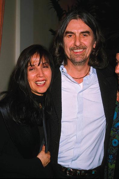 ジョージ・ハリスン「George Harrison With Wife Olivia Trinidad Arrias」:写真・画像(13)[壁紙.com]