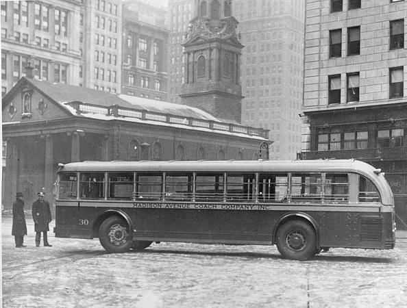 Trolley Bus「Streamlined Bus」:写真・画像(6)[壁紙.com]