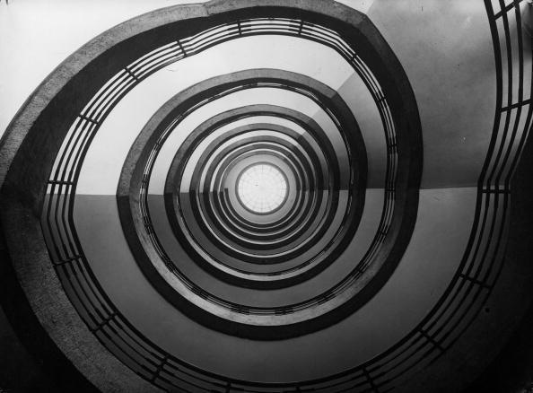 Staircase「Spiral Illusion」:写真・画像(16)[壁紙.com]