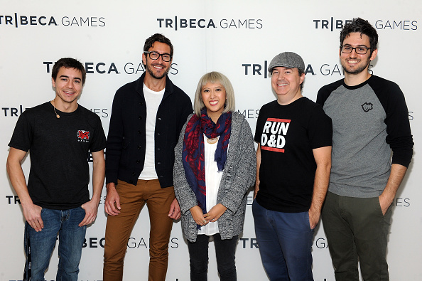 Craig Barritt「Tribeca Games Presents The Craft And Creative Of League Of Legends」:写真・画像(12)[壁紙.com]