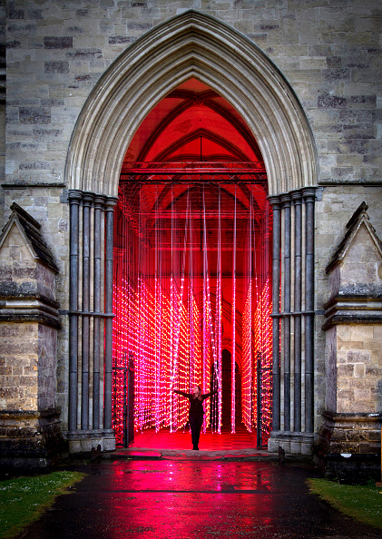 Salisbury Cathedral「Salisbury Cathedral Reveals New Light Installation」:写真・画像(11)[壁紙.com]