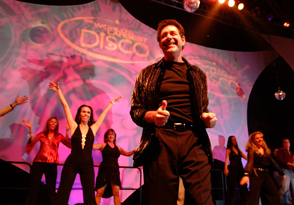 Barry Williams「Barry Williams Attends the World's Largest Disco」:写真・画像(19)[壁紙.com]