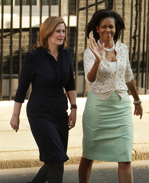 2009「President Obama And The First Lady Arrive At Downing Street」:写真・画像(3)[壁紙.com]