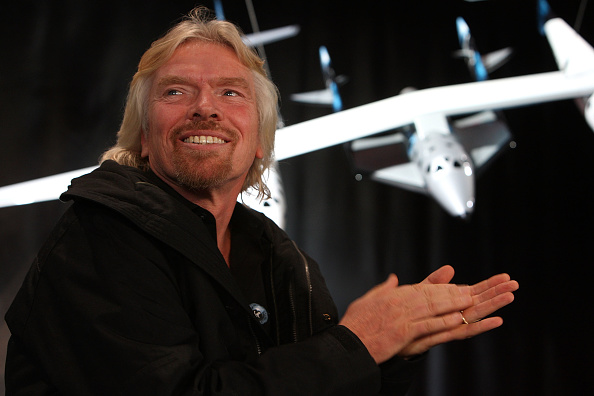 Space Exploration「Richard Branson Reveals Plans For Virgin Galactic Space Vehicles」:写真・画像(13)[壁紙.com]