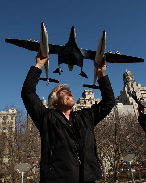 Tourism「Richard Branson Reveals Plans For Virgin Galactic Space Vehicles」:写真・画像(19)[壁紙.com]