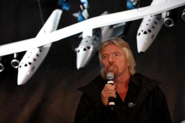 Space Exploration「Richard Branson Reveals Plans For Virgin Galactic Space Vehicles」:写真・画像(14)[壁紙.com]