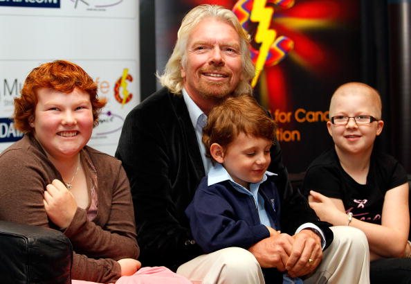 Charity Benefit「Sir Richard Branson Supports Perth Cancer Foundation」:写真・画像(6)[壁紙.com]