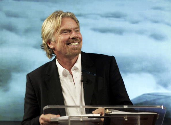 Rick Scibelli「Richard Branson Announces Plans For New Mexico Spaceport」:写真・画像(10)[壁紙.com]