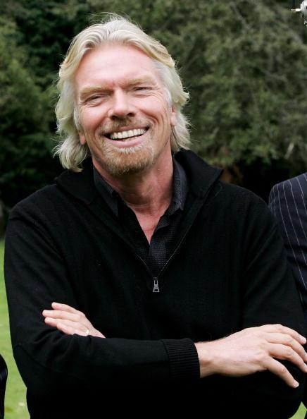 Virgin Media「Richard Branson Photocall」:写真・画像(16)[壁紙.com]