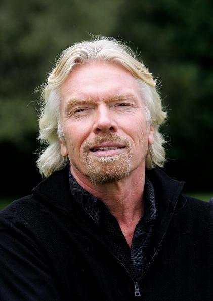 Virgin Media「Richard Branson Photocall」:写真・画像(15)[壁紙.com]