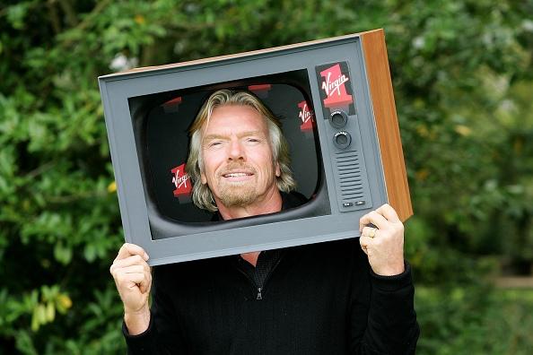 Virgin Media「Richard Branson Photocall」:写真・画像(18)[壁紙.com]