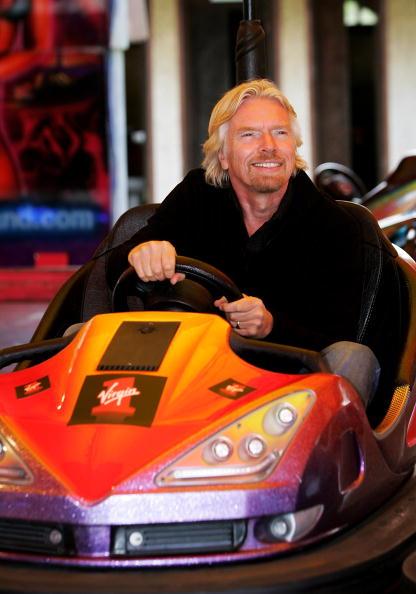 Virgin Media「Richard Branson Photocall」:写真・画像(14)[壁紙.com]