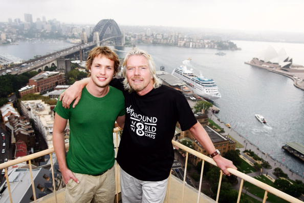 Bestof2009「Richard Branson Launches Round The World Airfares」:写真・画像(8)[壁紙.com]