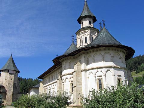 "Abbey - Monastery「""Putna"" Monastery」:スマホ壁紙(14)"