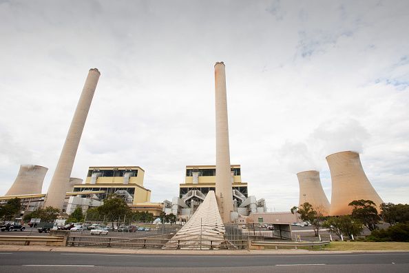 Carbon Dioxide「The Yan Lang coal fired power station in the Latrobe Valley, Victoria, Australia. It uses coal from an open cast coal mine across the road from it, as the Latrobe Valley has massive coal reserves close to the surface. The industry is responsible for dest」:写真・画像(19)[壁紙.com]