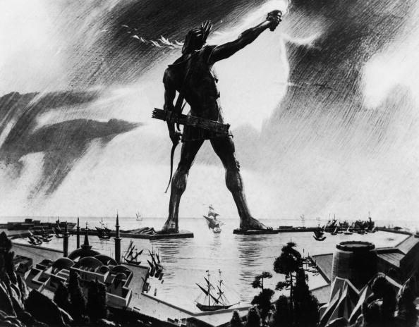 God「Colossus Of Rhodes」:写真・画像(9)[壁紙.com]