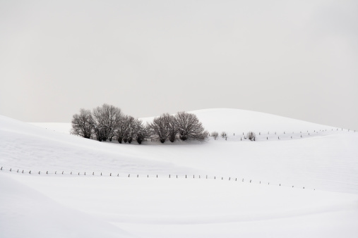 雪山「Austria, Maria Alm, Tranquil winter scene」:スマホ壁紙(15)