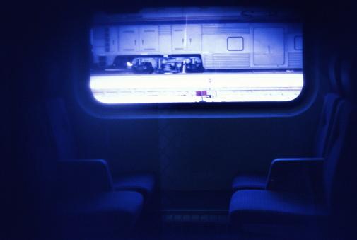 Passenger「Passenger train, interior view」:スマホ壁紙(5)