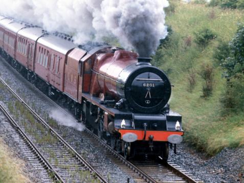 Passenger「Passenger train , Culgaith , England」:スマホ壁紙(1)