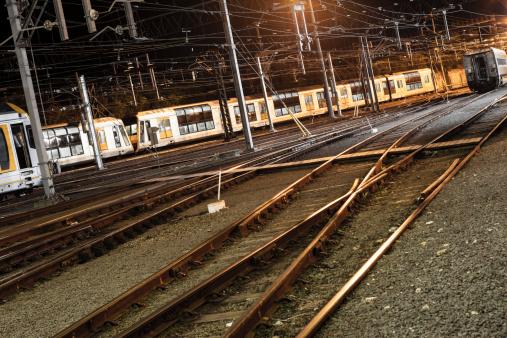 Electric train「旅客列車」:スマホ壁紙(19)