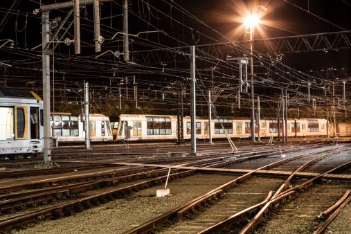 Electric train「旅客列車」:スマホ壁紙(9)
