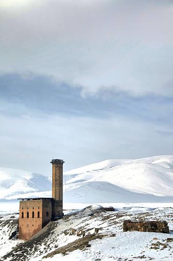 Old Ruin「Ani, Kars」:スマホ壁紙(9)