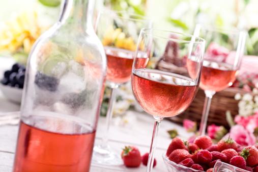 Berry Fruit「Summer Rose Wine」:スマホ壁紙(19)