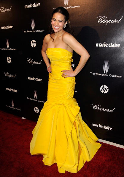 Yellow「The Weinstein Company's 2012 Golden Globe Awards After Party - Arrivals」:写真・画像(8)[壁紙.com]