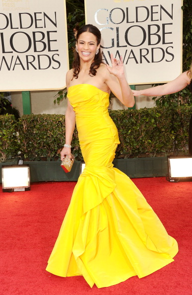Strapless Evening Gown「69th Annual Golden Globe Awards - Arrivals」:写真・画像(17)[壁紙.com]