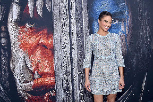 "Event「Premiere Of Universal Pictures' ""Warcraft"" - Red Carpet」:写真・画像(18)[壁紙.com]"