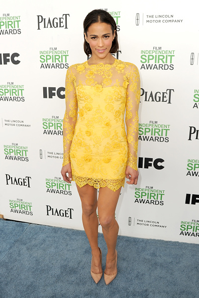 Yellow Dress「2014 Film Independent Spirit Awards - Red Carpet」:写真・画像(13)[壁紙.com]