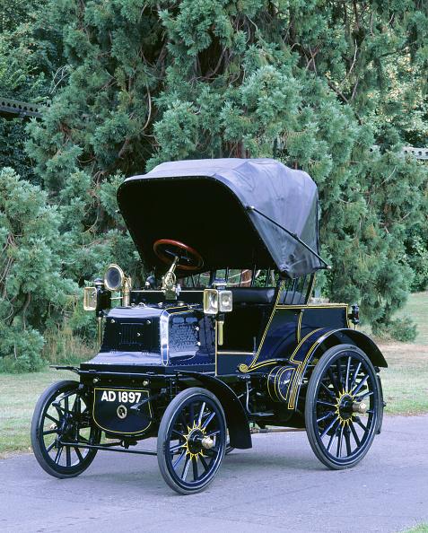 ダイムラーAG「1897 Daimler」:写真・画像(1)[壁紙.com]