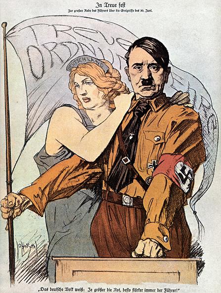 Politics「GERMANY - BERLIN 1934: Adolf Hitler becomes Fürer of Germany」:写真・画像(8)[壁紙.com]