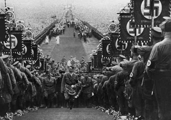 Nazism「Nazi Ascent」:写真・画像(1)[壁紙.com]