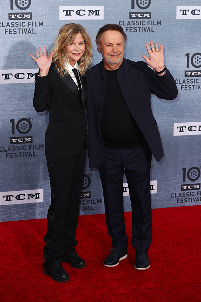 "Billy Crystal「2019 TCM Classic Film Festival Opening Night Gala And 30th Anniversary Screening Of ""When Harry Met Sally"" - Arrivals」:写真・画像(11)[壁紙.com]"