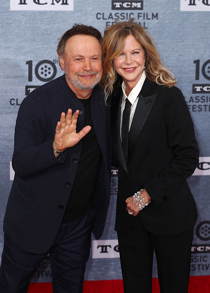 "Billy Crystal「2019 TCM Classic Film Festival Opening Night Gala And 30th Anniversary Screening Of ""When Harry Met Sally"" - Arrivals」:写真・画像(3)[壁紙.com]"