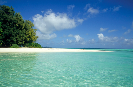 Superb view「Micronesia, Palau islands, beach」:スマホ壁紙(3)