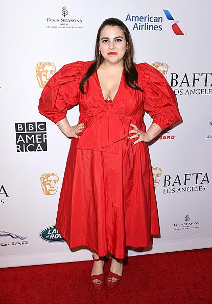 Suede Shoe「The BAFTA Los Angeles Tea Party - Arrivals」:写真・画像(0)[壁紙.com]