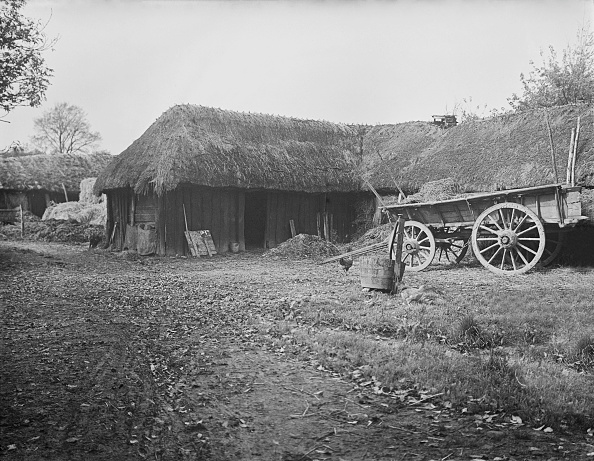 Thatched Roof「Thatched Barn Canterbury」:写真・画像(11)[壁紙.com]