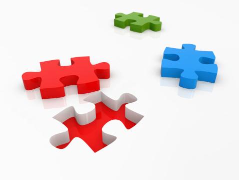 Imagination「Puzzle Concept」:スマホ壁紙(1)