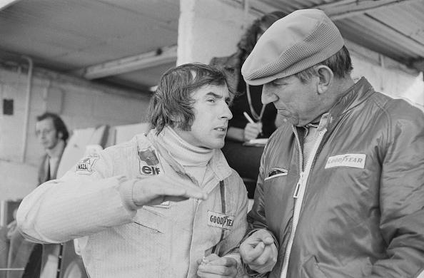 Victor Blackman「Jackie Stewart And Ken Tyrrell」:写真・画像(15)[壁紙.com]