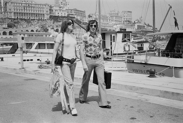 Jackie Stewart - Race Car Driver「Jackie Stewart In Monaco」:写真・画像(9)[壁紙.com]