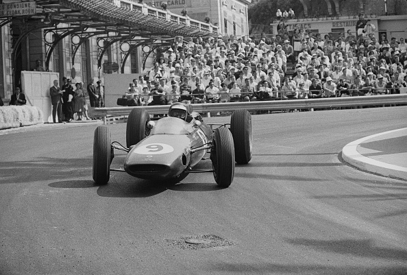 Formula One Racing「1963 Monaco Grand Prix」:写真・画像(1)[壁紙.com]