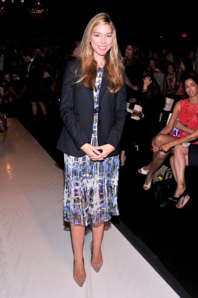 Stephen Lovekin「Badgley Mischka - Front Row - Mercedes-Benz Fashion Week Spring 2014」:写真・画像(11)[壁紙.com]