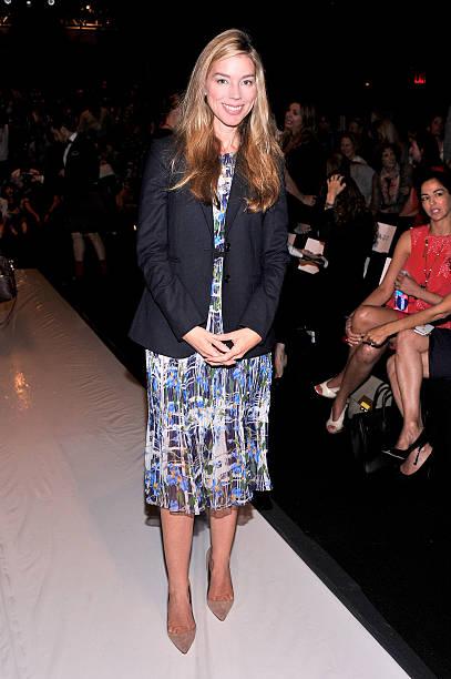 Badgley Mischka - Front Row - Mercedes-Benz Fashion Week Spring 2014:ニュース(壁紙.com)